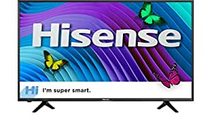 "Hisense 55DU6500 55-inch class (54.6"" diag.) 4k / UHD Smart TV - HDR comp, Motion 120, Smart, Game Mode"