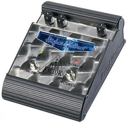 Hughes & Kettner Tube Factor Overdrive Pedal: Amazon.co.uk: Musical  Instruments