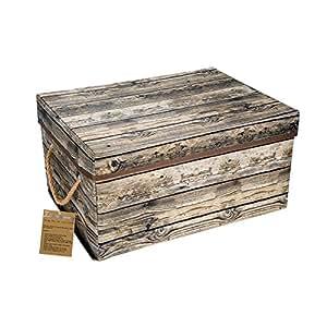 Livememory storage box decorative storage bin - Home decor subscription box ...