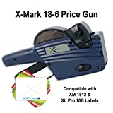 X-Mark Price Guns (10): TXM 18-6 Bulk PRICING [1 Line / 6 Characters]
