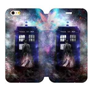"""Generic Doctor Who Tardis Police Call Box Custom Cover Case For IPhone6 4.7"""""""