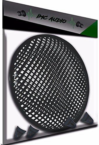 "10 Inch 10"" Universal Metal Car Audio Speaker SubWoofer Waff"