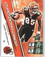 2010 Panini Adrenalyn XL NFL Trading Card #85 Chad Ochocinco - Cincinnati Bengals - NFL Trading Card