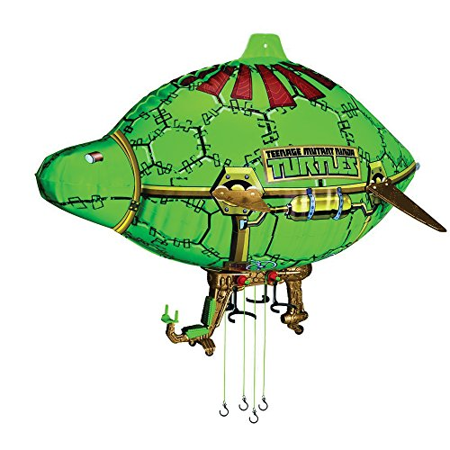 Teenage Mutant Ninja Turtles High Flyin Blimp Vehicle (Teenage Mutant Ninja Turtles High Flyin Blimp)