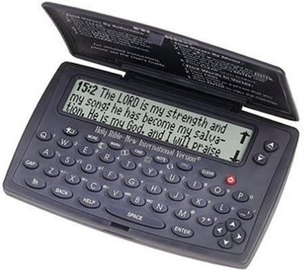 B00006IFTM Franklin Electronics NIV-450 New Inter. Ver. Pocket Bible 51Hr2AmBewL.