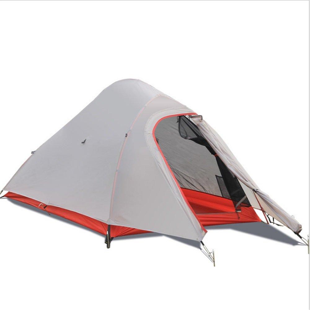 屋外のナイロンコーティングされたシリコンダブルダブルテント豪雨場キャンプテントに対するアルミニウムバー B07C1WT9L4, 大間々町:ee6a3845 --- ijpba.info