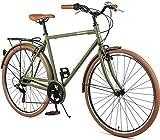 Retrospec Beaumont-7 Seven Speed Men's Urban City Bike