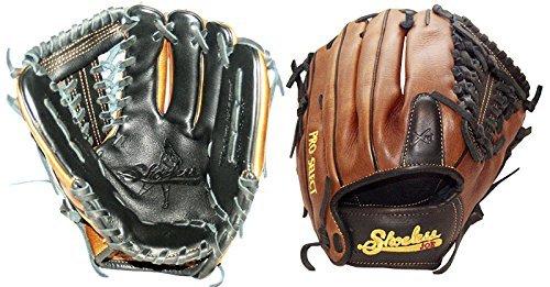 (Shoeless Joe 11 1/2-Inch Pro Select Modified Trap Baseball Glove (Right Hand Throw))