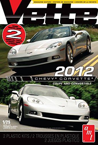 - AMT Vette Magazine 2012 Corvette Coupe and Convertible