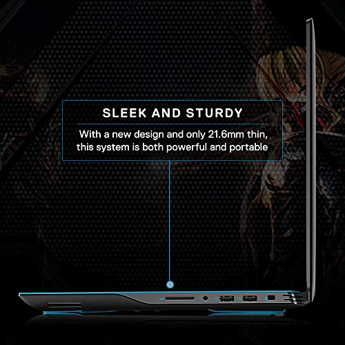 Dell G3 3500 Gaming Laptop with 15.6 Inch 120 Hz FHD Display (10th Gen i5-10300H/ 8 GB/ 1TB+256 SSD/ Win 10/ NVIDIA GTX 1650 4GB Graphics) D560245HIN9BE / D560317HIN9BE