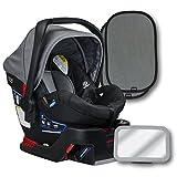 Britax B-Safe 35 Infant Car Seat Bundle, Dove