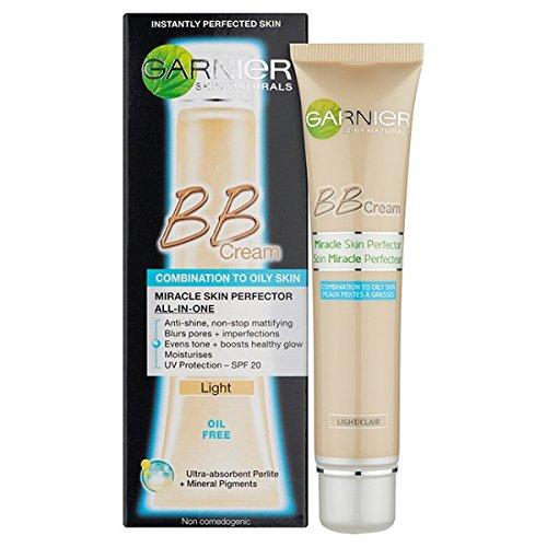 Garnier BB Crème Miracle Perfecteur de Peau - la lumière - peaux mixtes à grasses