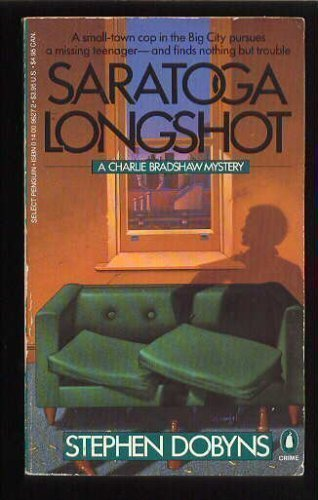 Saratoga Longshot: A Charlie Bradshaw Mystery (Saratoga Springs City)