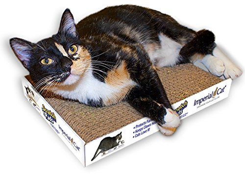 Desk Style Grand (Imperial Cat Grand Scratch 'n Pad Scratcher)