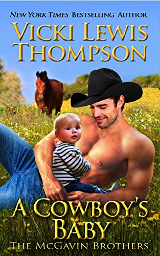 A Cowboys Baby The Mcgavin Brothers Book 11 Kindle Edition By