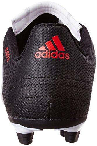 adidas Herren Copa 17.4 FxG Futsalschuhe Schwarz  (Cblack/ftwwht/cblack)