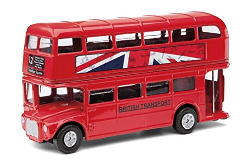 Best Of british Routemaster bus, Model Car, Ready-made, Corgi by Corgi