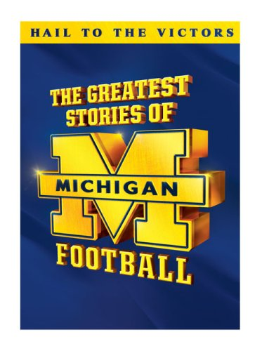 The Greatest Stories of Michigan Football (Dvd Football Highlights)