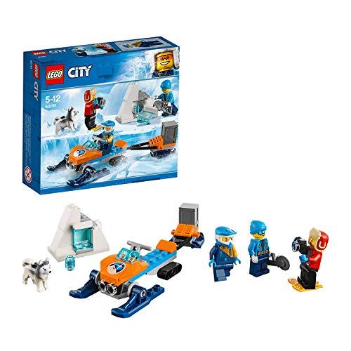 60191 LEGO City Arctic Expedition Arctic Exploration Team - Expedition Base Set