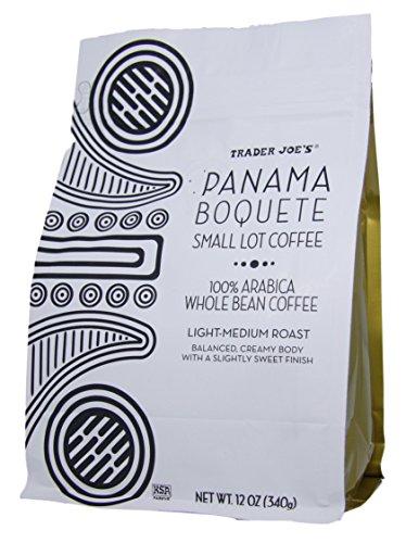 Trader Joe's - Panama Boquete Small Lot Coffee - 12 Ounce Bag