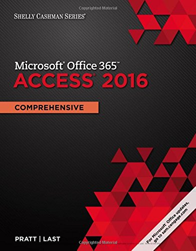 Microsoft Office 365 Access 2016:Compr.
