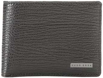 BOSS Hugo Boss Men's Sigurt Wallet, Black, One Size