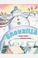 Snowzilla Kindle Edition
