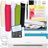 Silhouette America CAMEO-3-AMAZON-BDL-3 Touch Screen, Bluetooth, Vinyl Starter Kit with PixScan Cutting Mat