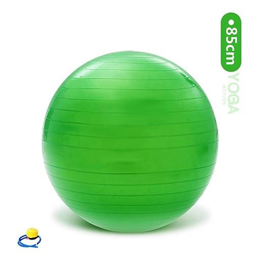 XGYUII Bola de Ejercicio de Yoga Anti ráfaga Estabilidad Gym Ball ...