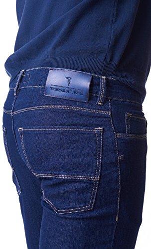 Close Uomo 370 Jeans 1t00607 52j00000 Blu a001 Trussardi tPqwgTg