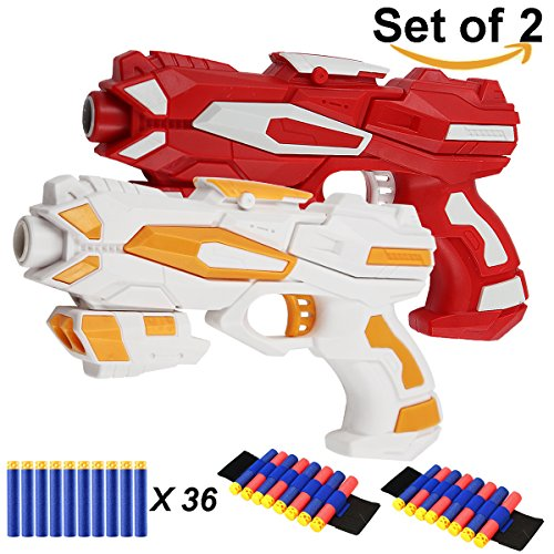 Expert choice for young kids nerf guns