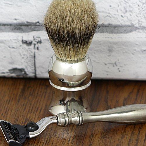English Pewter Company [SHAV052] Pewter Shaving Razor