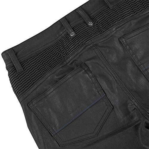 Negro Overlap Jeans 28 Homologados Talla Mujer Ruta Night Imola YYzHp