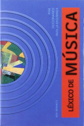 Lexico De Musica/ Music Lexicon