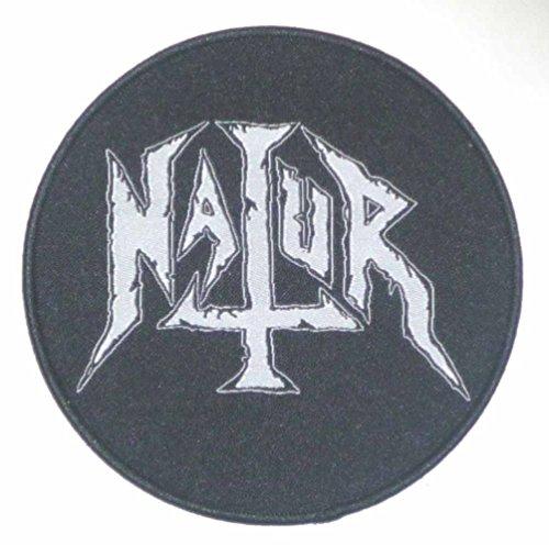 Earache - Natur Logo Aufnaeher Patch