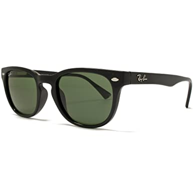 87e0ad310e Ray Ban RB 4140 Black (rb4140-601) 49  Amazon.co.uk  Clothing