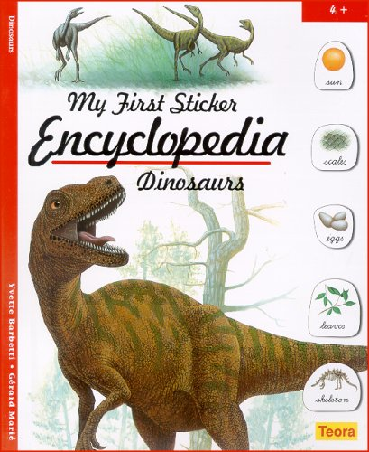 Encyclopedias Subject Guides: Cheapest Copy Of My First Sticker Encyclopedia