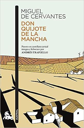 Don Quijote de la Mancha: Puesto en castellano actual íntegra y fielmente por Andrés Trapiello Contemporánea: Amazon.es: Trapiello, Andrés, Cervantes, Miguel de: Libros