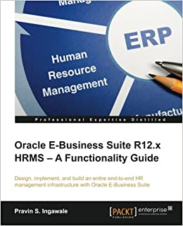 Oracle E-business Suite Financials R12 A Functionality Guide Pdf