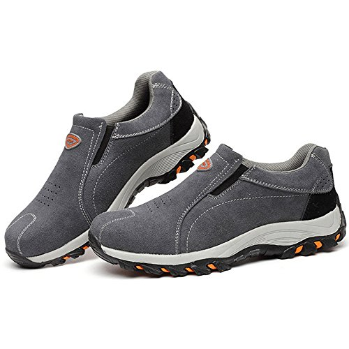 Pictures of Eclimb Women's Safety Work Shoes Steel- NQNV01* 2