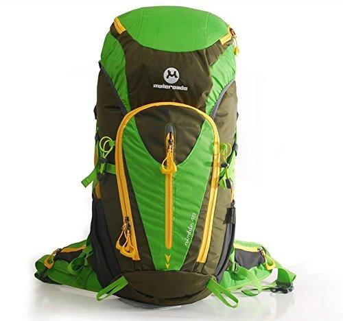 Outdoor-Bergsteigen Tasche Rucksack Umhängetaschen für Männer und Frauen auf Fuß Outdoor-camping-Ausrüstung 48L