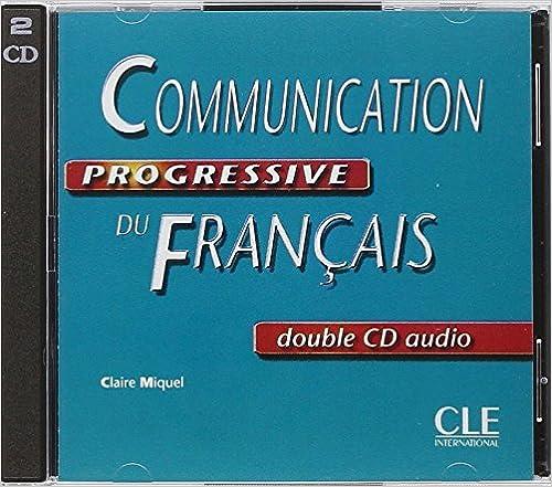 En ligne Communication Progressive Du Francais, (CD audio - niveau intermédiaire) epub pdf