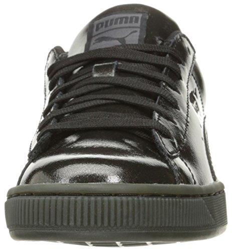 Cestino da uomo Classic Explosive Fashion Sneaker, Puma Black-Puma Black, 10 M US