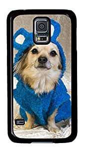 Best Samsung Galaxy S5 Case Cover Custom Phone Shell Skin For Samsung Galaxy S5 With Baby Dog