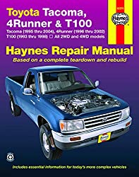 Image of the product Toyota Tacoma  4Runner  & that is listed on the catalogue brand of Haynes Editorial Staff/ S.