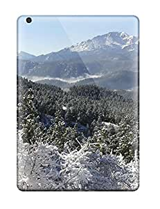 Special Design Back Pikes Peak Winter Phone Cases Covers For Ipad Air
