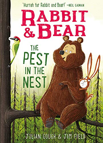 Rabbit & Bear: The Pest in the ()