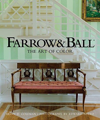 - Farrow & Ball: Art of Colour