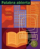 Palabra abierta (World Languages)