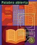 Palabra abierta (World Languages) 2nd Edition